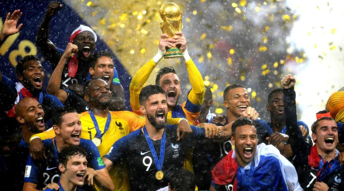 France's World Cup win: the failure ofstatistics?